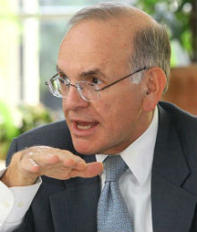 Gary Grappo was the Deputy Chief of Mission at the U.S. Embassy in Riyadh, Saudi Arabia from 2003 to 2005