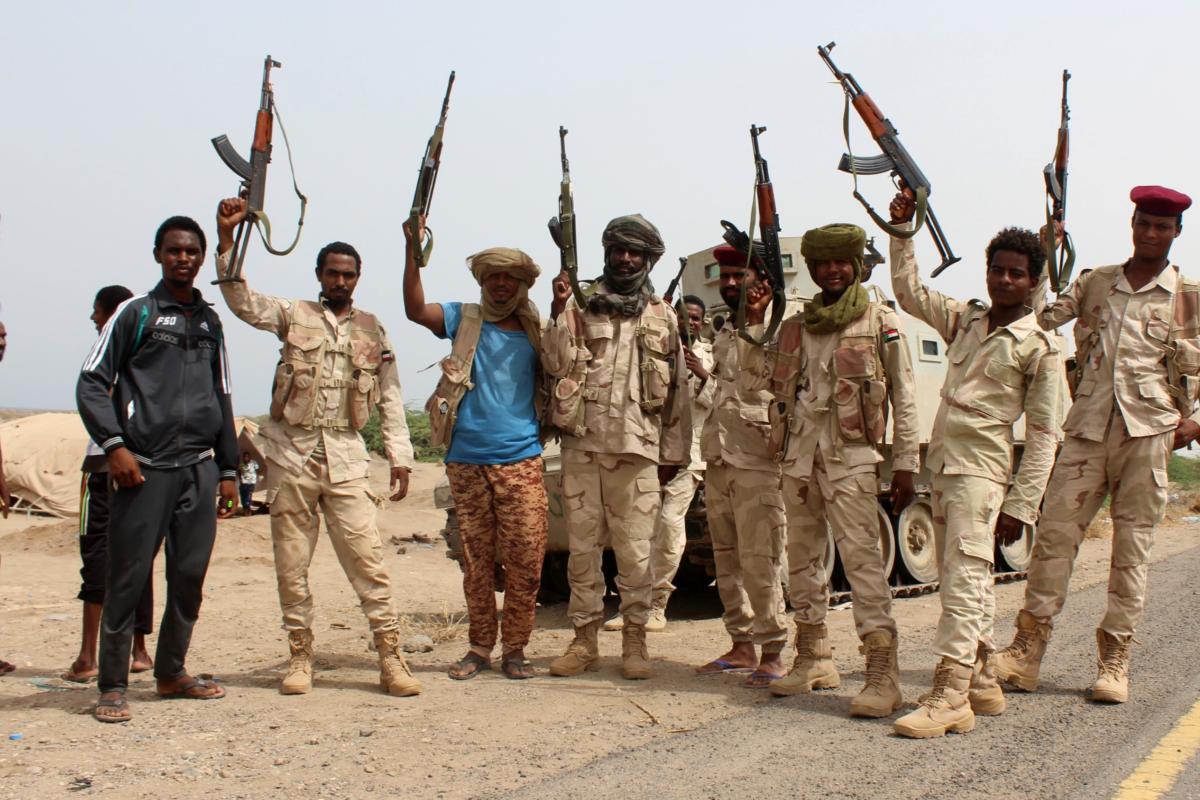 Sudan TMC Deputy Chairman: 30,000 soldiers fighting alongside Saudi
